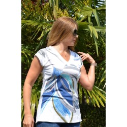 T-shirt Dolcezza touch of...